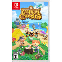 Nintendo Switch Video Games - Animal Crossing
