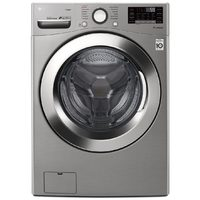 LG 5.2-Cu. Ft. Front Load Steam Washer