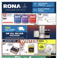 Rona - Weekly Deals Flyer