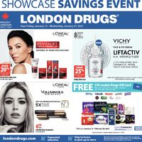 - Showcase Savings Event Flyer