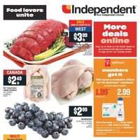 Your Independent Grocer - Weekly - Point Days Flyer