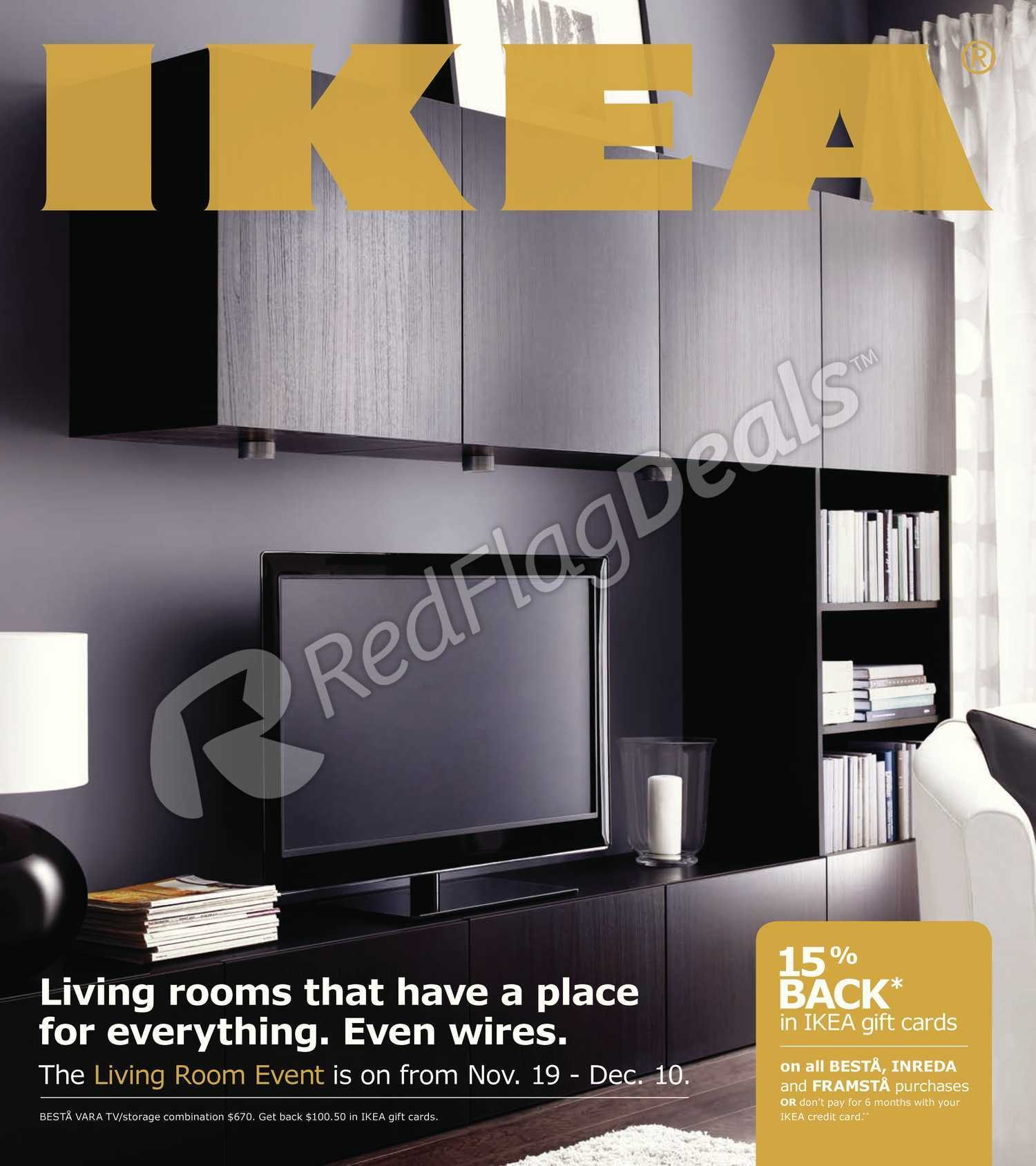 IKEA Weekly Flyer