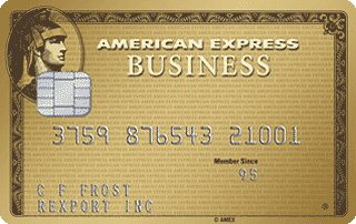 American Express® Business Gold Rewards Card