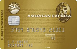 AmericanExpress® AIRMILES®* for Business Card