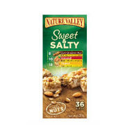 Nature Valley Sweet & Salty Chewy Nut Bars  - $3.00 off
