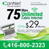 Get 20% Off On CanNet 75M Cable