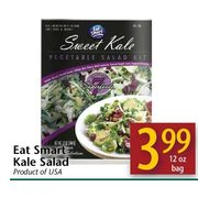 Eat Smart Kale Salad  - $3.99