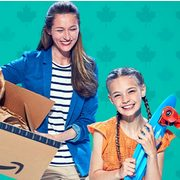 Amazon.ca: Prime Day is Back, Starting at 3 PM ET July 16!
