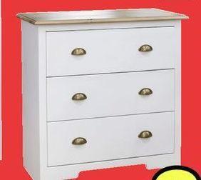 Jysk Truro Dresser  98 60 Off Truro Dresser 3 Drawer