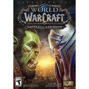 World of Warcraft: Battle for Azeroth    - $64.99
