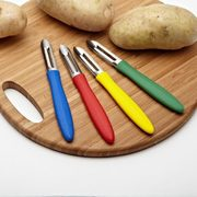 Henckels International Kitchen Elements Peeler (Assorted Colours) - $5.00 (50% off)