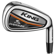 Cobra King Os 4-pw, Gw Iron Set With Steel Shafts - $649.87 ($150.00 Off)