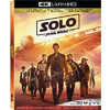 Solo: A Star Wars Story (English) (4K Ultra HD) (Blu-ray Combo) - $24.99 ($10.00 off)