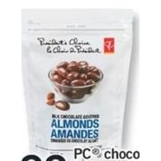 Pc Chocolate Covered Almonds Or Raisins - $8.99
