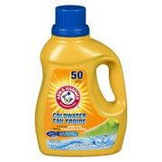 Arm & Hammer Liquid Laundry Detergent, Fleecy Liquid Fabric Softener or Sheets - $5.49