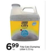 Tidy Cats Clumping Litter - $6.99