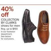 the latest 5e5d2 a4301 The Bay: Collection by Clarks Shoes for Men - RedFlagDeals.com