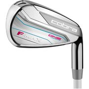 Cobra Women's F-max One Length White 6-pw, Sw Iron Set With Graphite Shafts - $649.87 ($150.12 Off)