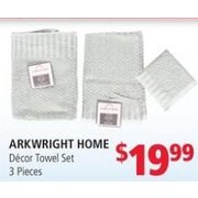 Arkwright Home Decor Towel Set  - $19.99