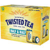 Twisted Tea - Half And Half Iced Tea 12 Can - $22.29 ($2.00 Off)