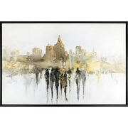 62.5'' X 42.5'' Framed Canvas Art - $299.00