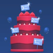 NordVPN Birthday Deal: Free 1 Month, 1-Year, 2-Year, or 3-Year Gift Subscription with Purchase of 3 Year Subscription