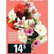 Farm Fresh Bouquet - $14.00
