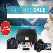 Canon eStore: Up to 54% off Select Products