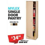 Mylex Single Door Pantry - $34.99