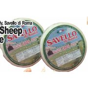 100% Sheep Cheese - $24.99