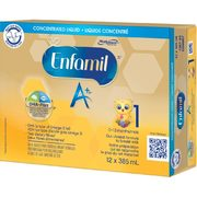 Enfamil A+ Ready-To-Feed or Concentrate Infant Formula - $49.99