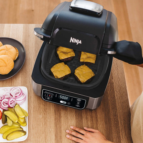 Costco Ca Get A Ninja Foodi 5 In 1 Air Frying Grill For 149 99