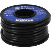 8 Gauge 25 ft Primary Wire - Black - $14.99 (50% off)