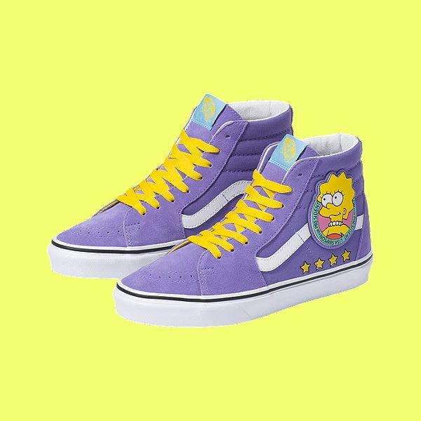Sport Chek: Shop the Vans x Simpsons