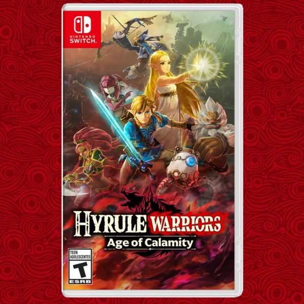Best Buy Pre Order Hyrule Warriors Age Of Calamity For Nintendo Switch Now Redflagdeals Com