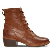 Timberland - Women's Sutherlin Bay Mid Lace Boots In Cognac - $134.98 ($35.02 Off)