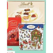 All Lindt or Ghirardelli Products - BOGO 50% off